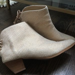 Anthropology (Farylrobin) Ankle Boot